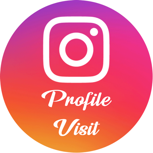 instagram profile visit