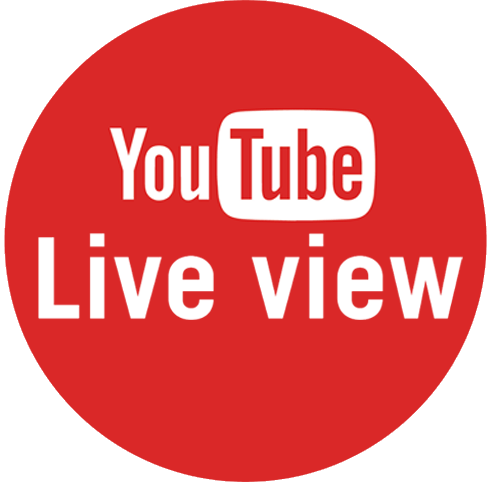 youtube live stream view